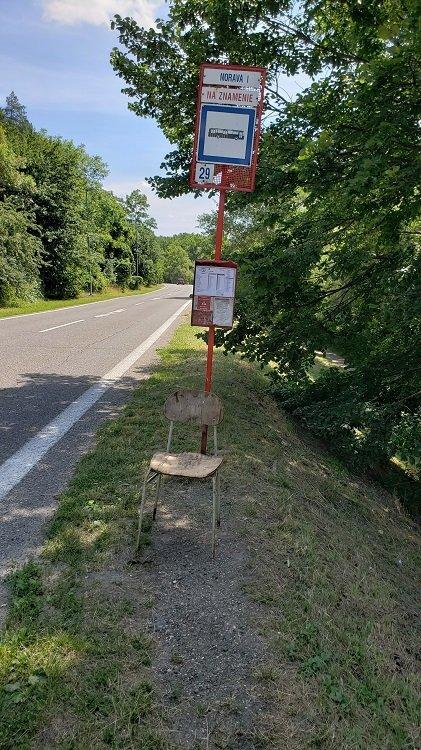 Devin Bus Stop