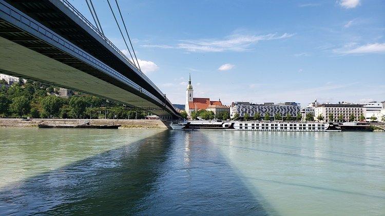 Bridge over the Danube