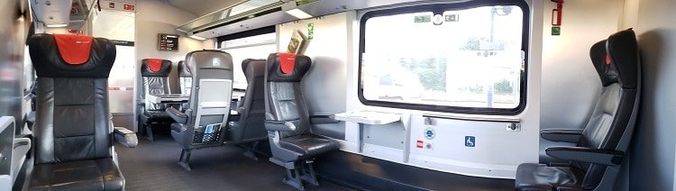 All Alone on the Train