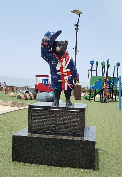 Paddington Bear Lima Peru